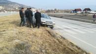 Kavşakta Kaza Ucuz Atlatıldı