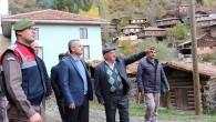 Köy Ziyaretlerine Devam Ediyor