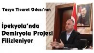 İpekyolu'nda Demir Yolu Projesi Filizleniyor