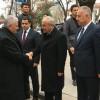 Başbakanı Tosya Heyeti Karşıladı
