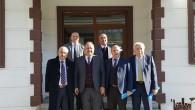 Başkan Şahin Kastamonu Mahalli İdareler Birliği