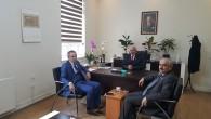 Başkan Yardımcısı Ali Mutlu'ya Ziyaret