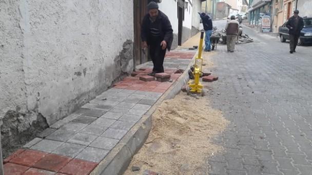 Belediyeden Kış Öncesi Yoğun Çalışma