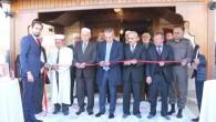 Cevizlipark Cami Hizmete Açıldı