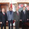 Kamu Başdenetçisi Malkoç Tosya'yı Ziyaret Etti