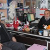 Müftü Demir'den Gazetemize Ziyaret