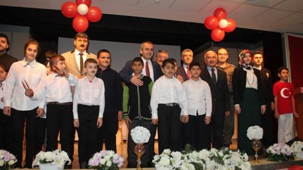 Tosya'da Engelliler Günü Kutlandı