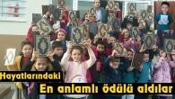 Yarışmada En Anlamlı Ödül: Kur'an-ı Kerim