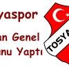 Başkan İhsan Yılmaz Tosyaspor'da Güven Tazeledi