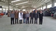 Başkan Şahin Şah Çantayı Ziyaret Etti