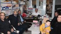 Eğitim-Bir-Sen'den Gazetemize Ziyaret