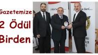 Gazetemize 2 Ödül Birden