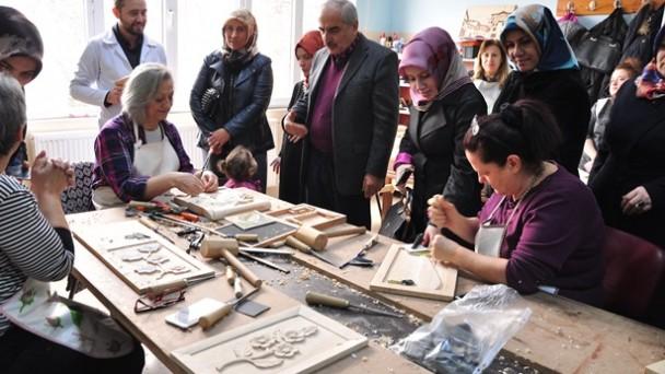 Kadın Girişimcilerden Safranbolu Çıkartması