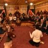 Ocağı Tosya Belediye Başkanı Kazım Şahin yaktı