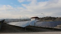 Tosya'da Bir İlk! Güneş Enerji Sistemi Hizmete Girdi