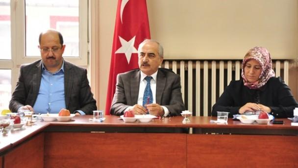 Yılın İlk Meclis Toplantısını Yaptı