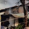İlyasbey Mahallesinde Yangın Korkuttu