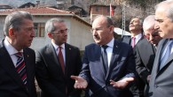 Etik Kurulu Başkanı ve Kastamonu Valisi Özboyu Köyü'nde