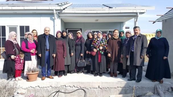 Kadın Girişimcilerle Çankırı ve Eldivan'da