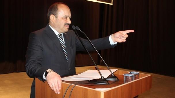 Rektör Prof. Dr. Seyit Aydın Oldu