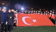 Tosya Spor Futbolcuları Mehmetçik İçin Dua Etti