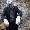 Tosya'da yangında annesini ve iş yerini