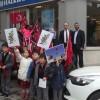 Öğrenciler Harçlığını Mehmetçiğe Bağışladı
