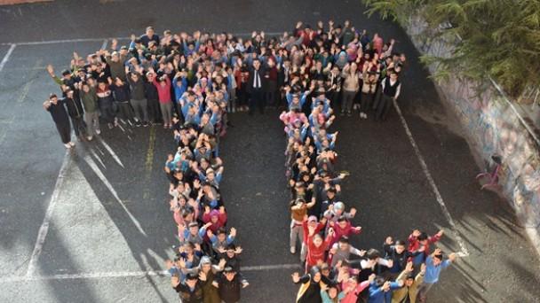 Fatih Ortaokulu'nda Pİ GÜNÜ Kutlandı