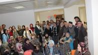 Huzurevinde Yaşlılar Haftası Kutlandı