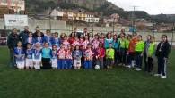 Yıldız Kızlar Futbolda Şampiyon Tosya Fatih Ortaokulu