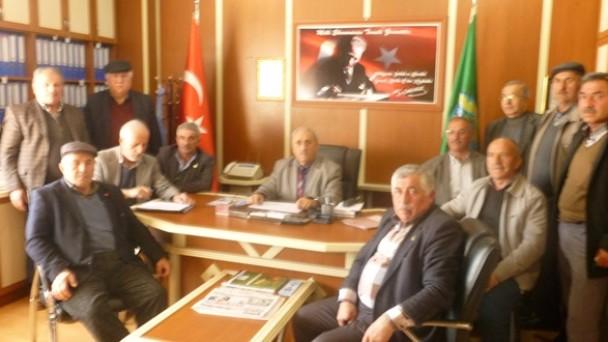 Ziraat Odası Olagan Meclis Toplantısı Yapıldı