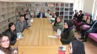 Şehit Mustafa Kaymakçı Anadolu Lisesi'nde
