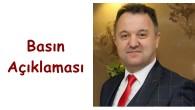 Erdoğan Bodur'dan Basın Açıklaması