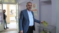 Tosya Ticaret ve Sanayi Odası Başkanı Metin Ekşi
