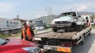 Tosya'da 2 Ayrı Kaza; 4 Yaralı