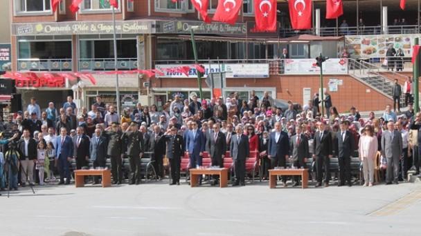 Tosya'da 23 Nisan Coşkusu