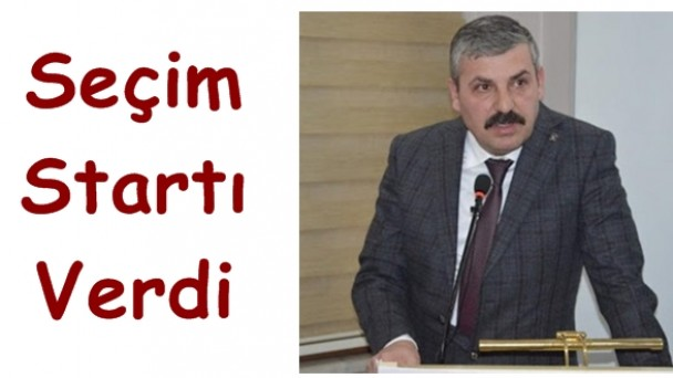 Tosya'da Seçim Startı Verdi