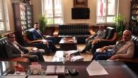 Başkan Şahin'i Ziyaret Ettiler