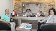 Mustafa Güvenç Gazetemizi Ziyaret Etti