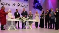 Nikah Şahitliğini Cumhurbaşkanı Erdoğan Yaptı