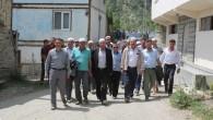 Suluca ve Karabey Köylerinde Yağmur Duası