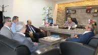 Tarık Ziya Çağılcı'dan Gazetemize Ziyaret