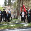 Tosya Şehitliği Törenle Açıldı