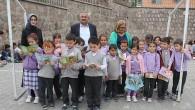 Yazar Filiz Tosyalı Fevzipaşa İlkokulunda