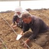 Yenidoğan Köyünde Sera Yapımı Tamamlandı