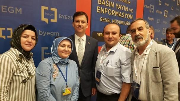 BYEGM'de büyük buluşma