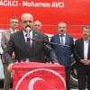 MHP Tosya'da Adaylarını Tanıttı