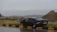 Tosya Yeni Sanayi Kavşağında trafik kazası: 2 yaralı