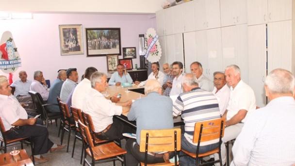 İstişare Toplantısı Düzenlendi
