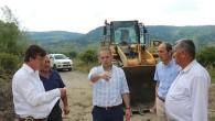 Keçeli Köyü'ne Üç Adet Menfez Yapılıyor